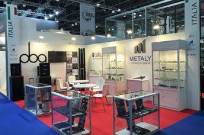 Participation de METALY au Salon BIG5 SHOW à Dubaï